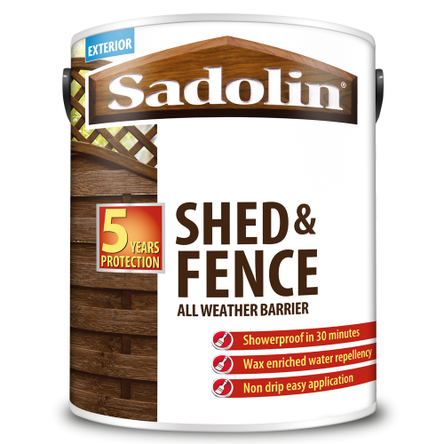 Sadolin Shed & Fence Paint