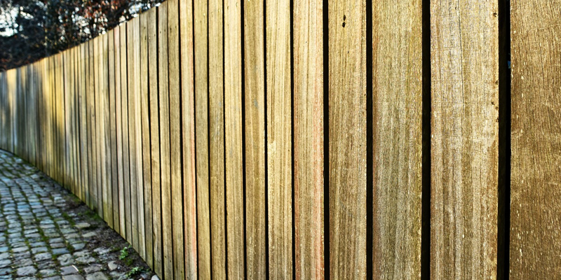 Treated fence panels Stewart Timber