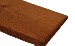 Feathered Boards (Brown)