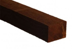 Pressure Treated Rails (Brown)