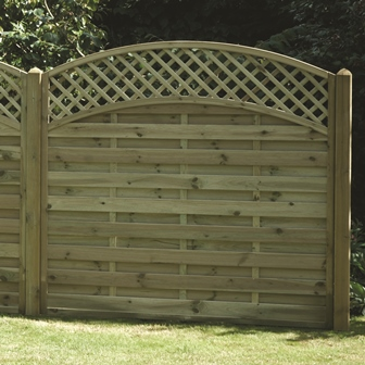 European Fence Panels