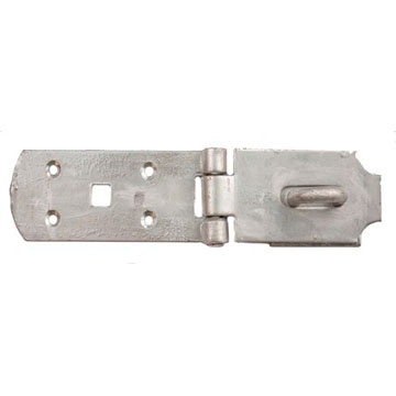 Heavy Duty Hasp & Staple