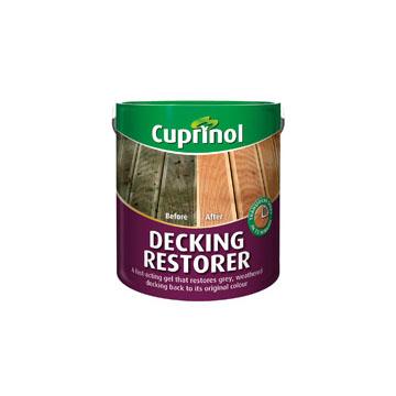 Cuprinol Decking Restorer