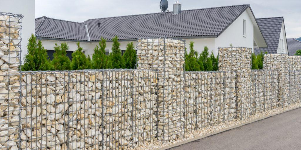 gabion-fence